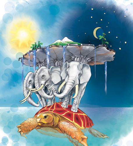 три слона отношений